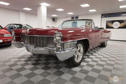 Cadillac Deville 1966 Phenix Automobile optimisée