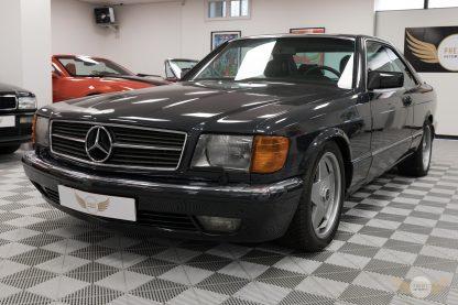 Phenix automobile Mercedes 500W C126 (2)